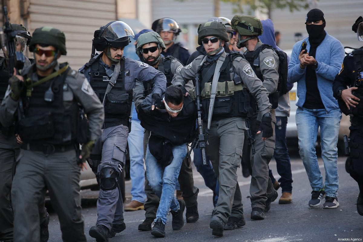 Israel arrests 430 Palestinians, injures 3,400 since US decision on Jerusalem
