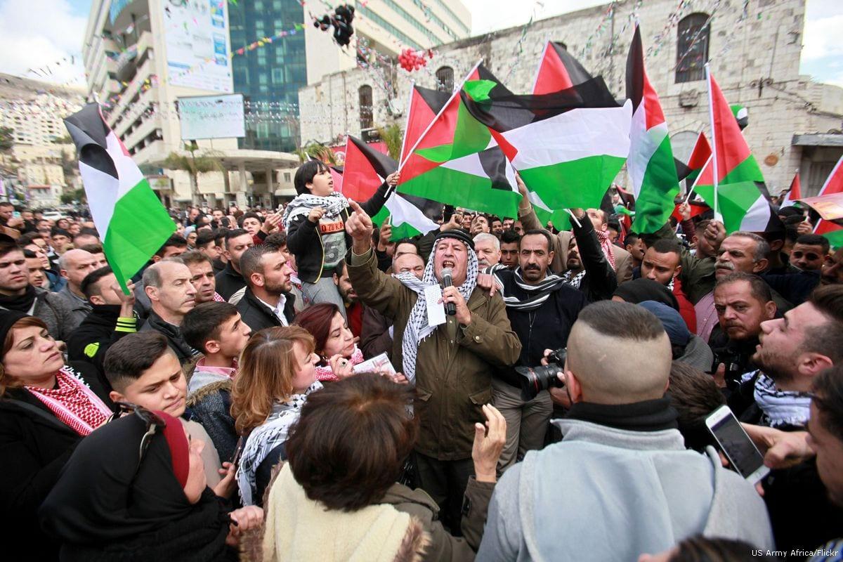 Muslim scholars blast United States  embassy move to Jerusalem