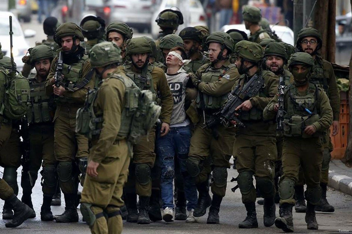「israel detains child offenders」の画像検索結果