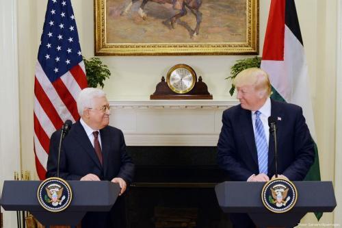 Arab pressure on Abbas to accept Trump's deal