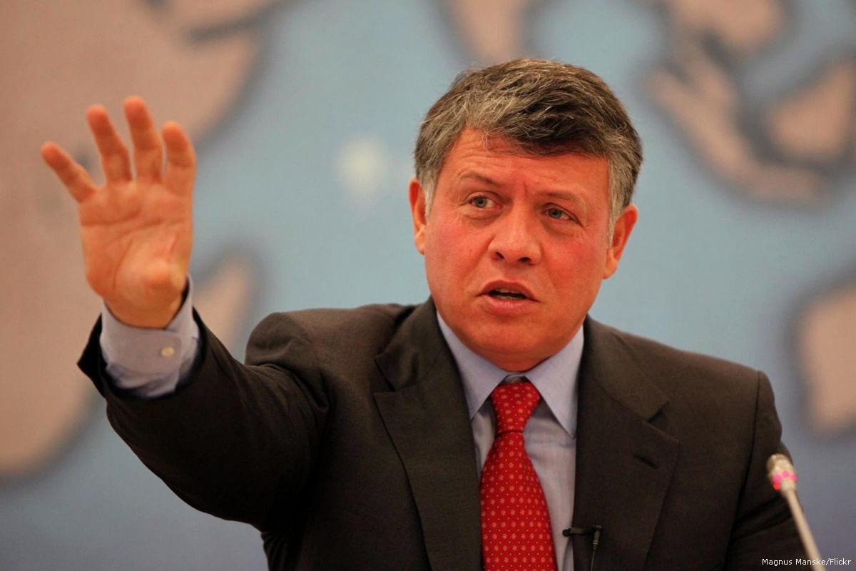 Jordan's King Abdullah II [Magnus Manske/Flickr]