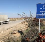 Lebanon, Syria reopen border crossing after five years