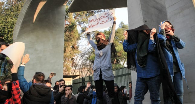 Iran warns protesters will 'pay the price' as unrest turn deadly