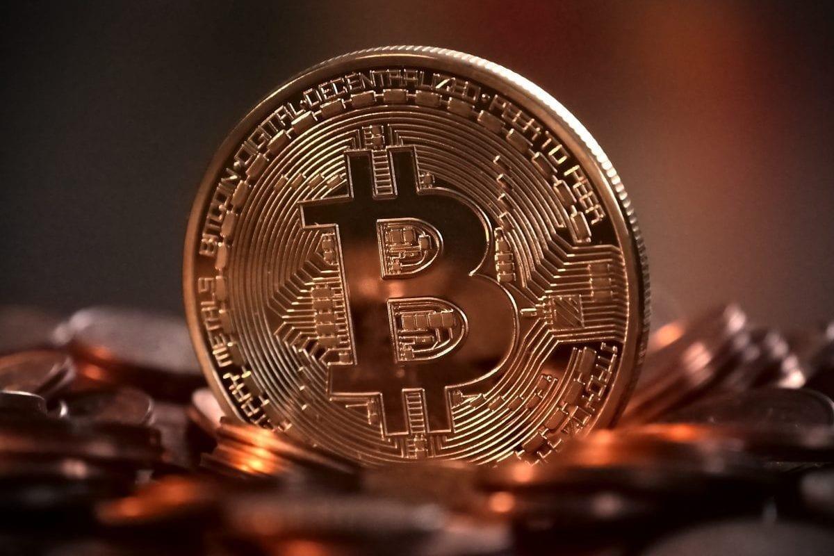 A digital rendition of a Bitcoin [Pexels]