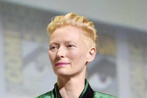 Actress Tilda Swinton [Wikipedia]