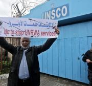 UNRWA, the US Embassy move and the Israeli occupation