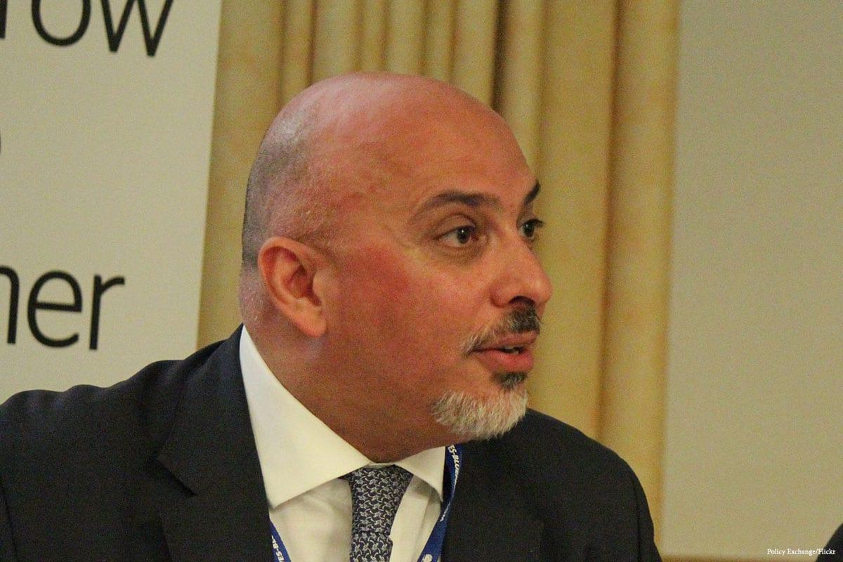 UK Conservative MP Nadhim Zahawi [Policy Exchange/Flickr]