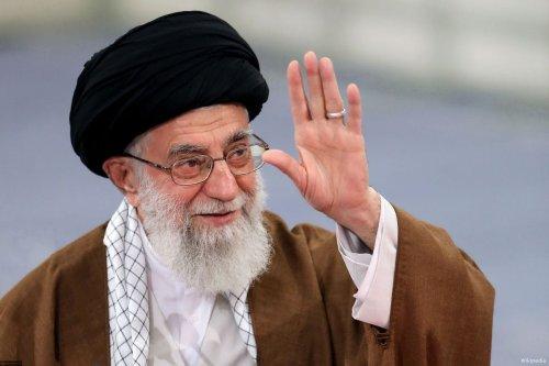 Iran's supreme leader Ali Khamenei [Wikipedia]