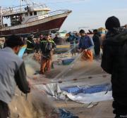 Israel arrests two Palestinian fishermen off Gaza coast