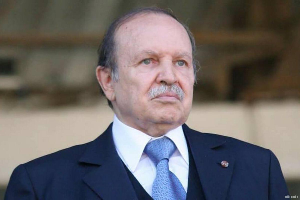 Algerian President, AbdelAziz Bouteflika [Wikipedia]