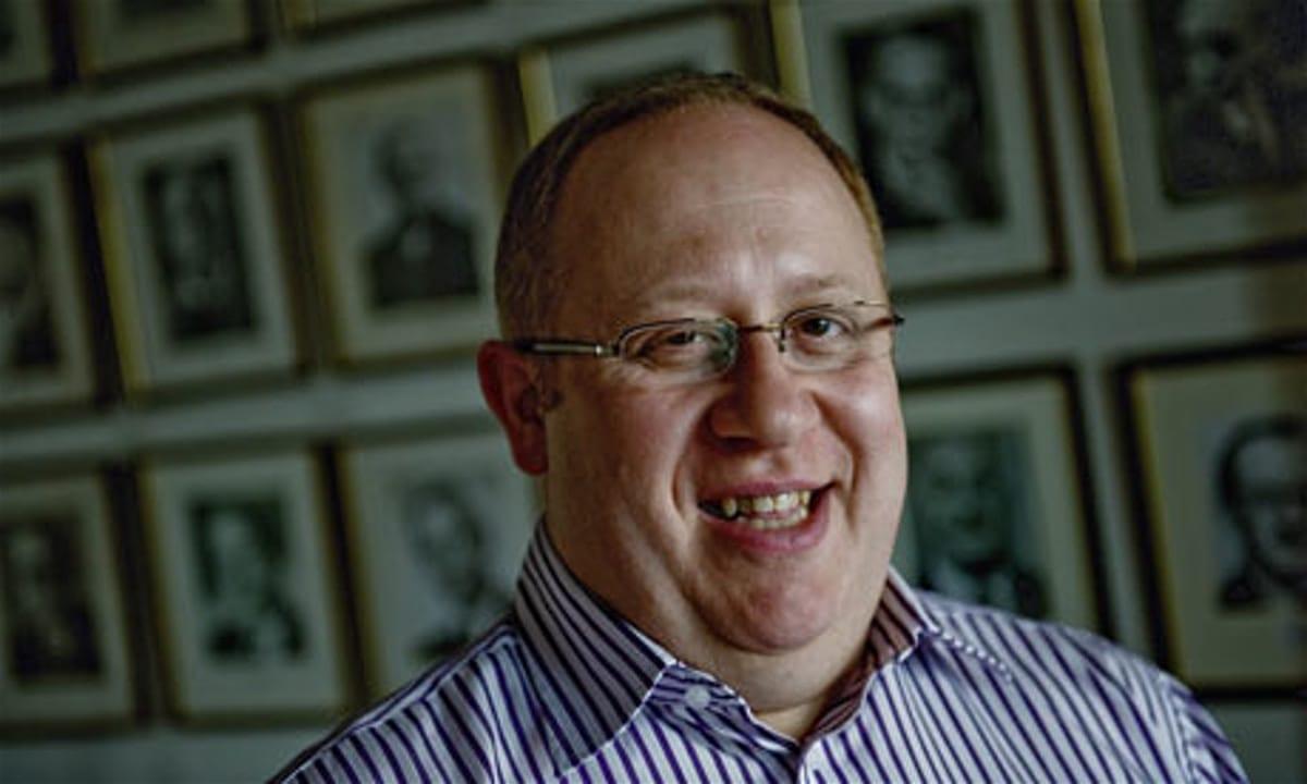 Stephen Pollard, Editor of the UK-published Jewish Chronicle [alchetron.com]