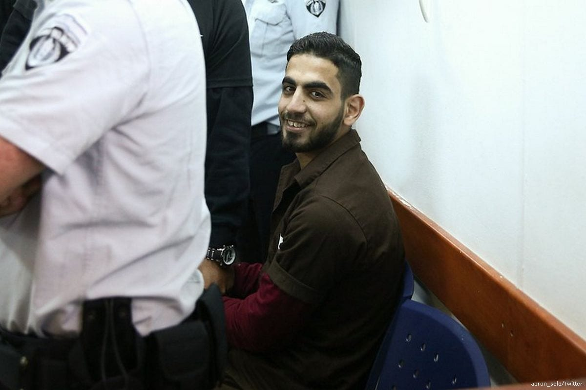 Palestinian gets four life sentences for killing Israeli family
