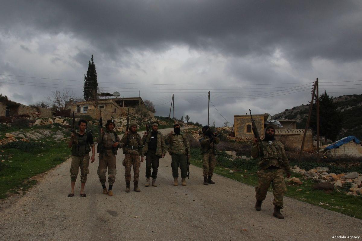 Turkey's offensive in Syria