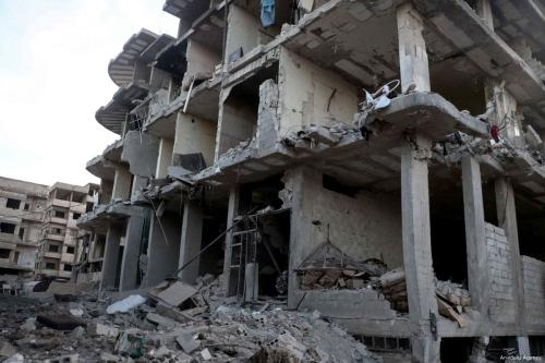Turkey says UN Security Council should end 'massacre' in Syria's Ghouta