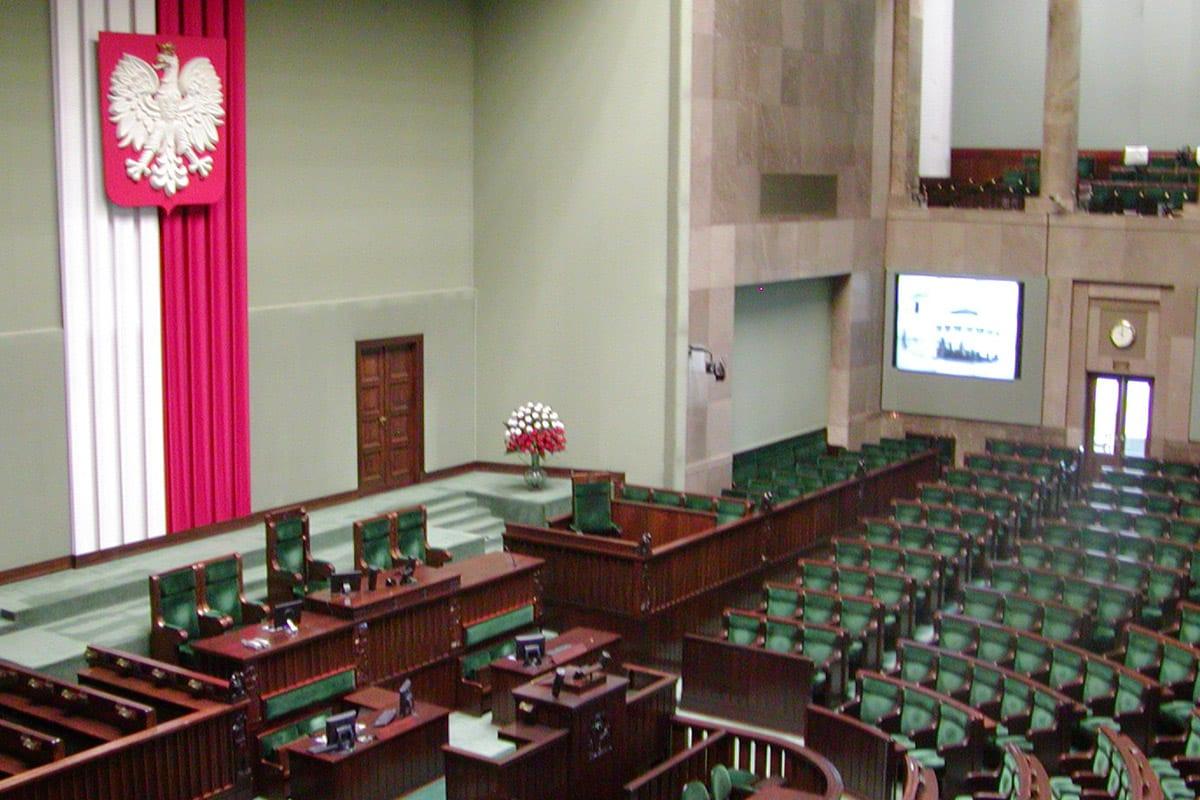 Polish parliament [Wikipedia]