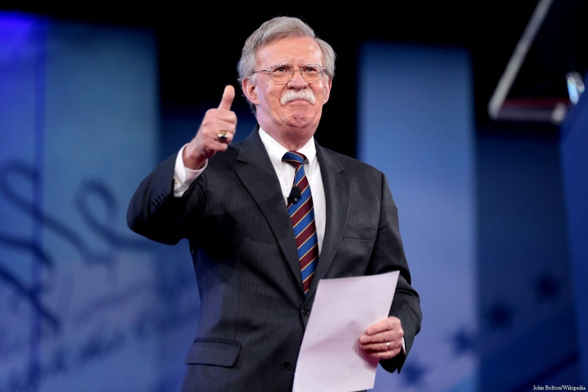 Former US Ambassador to the United Nations, John Bolton [John Bolton/Wikipedia]