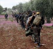 Syrian rebels to cooperate with Turkey in Idlib, wary of Russia
