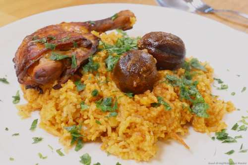 Kabsa [Basel Al-Haj/Middle East Monitor]