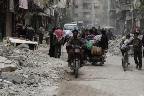 The right of return… for Syrians