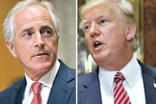 Republican senator expects Trump to pull out of Iran deal