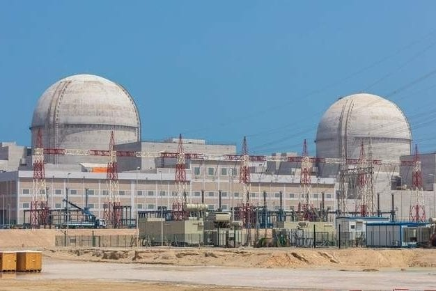 UAE Completes First of Four Korean-Built Nuclear Plants