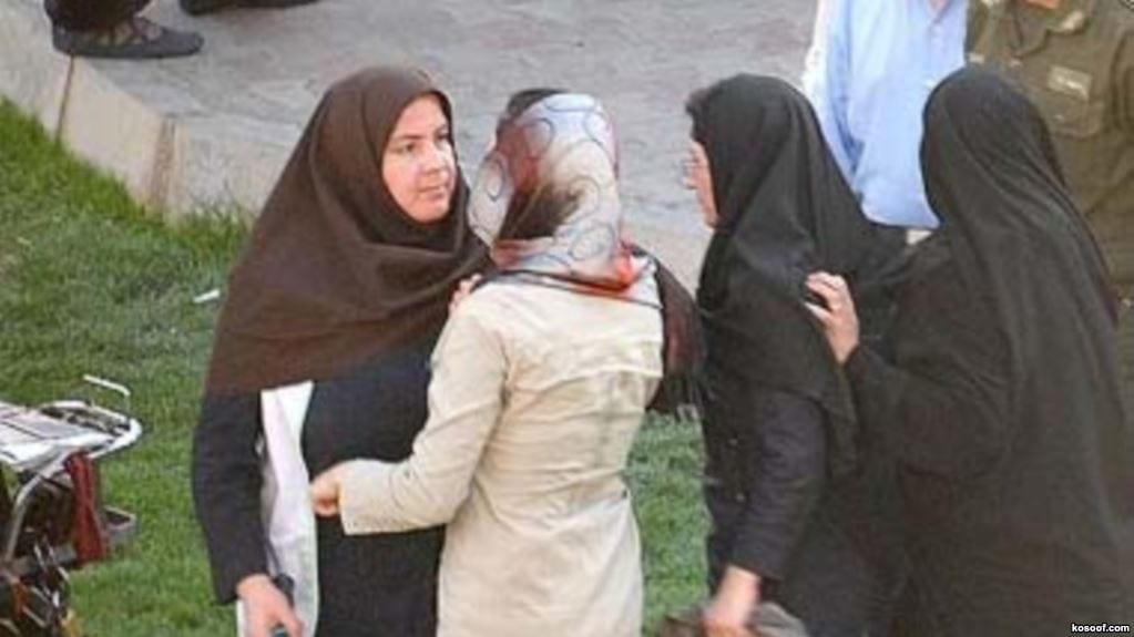 Iran woman gets 2-year jail for removing veil