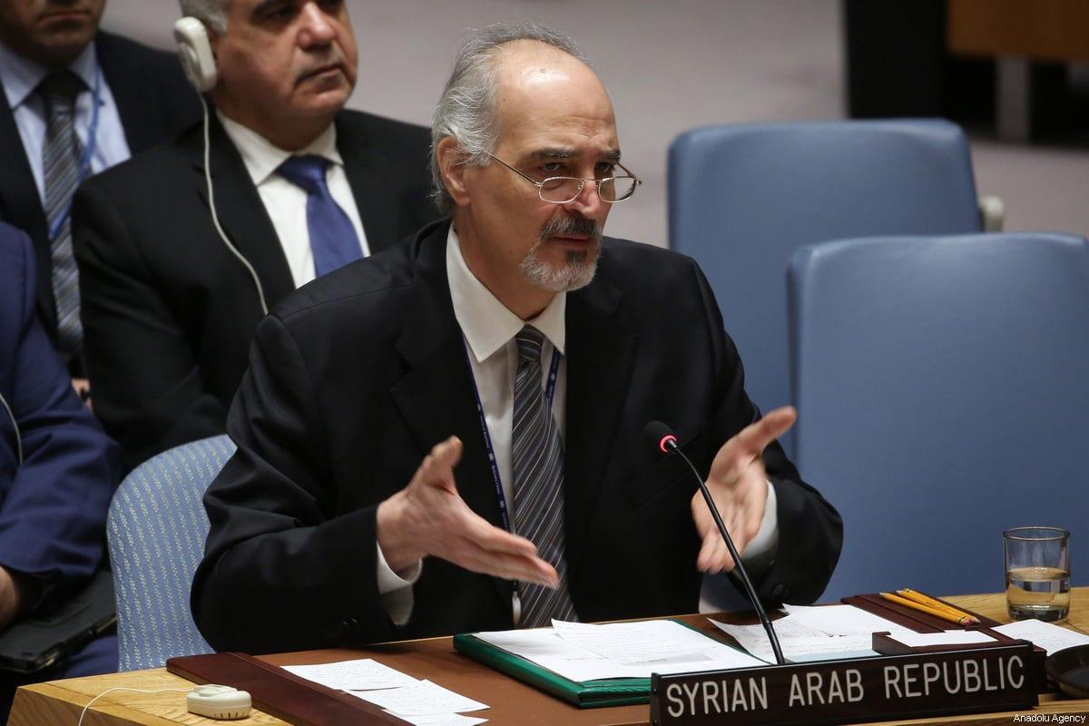 Israel hits Iranian and Syrian targets