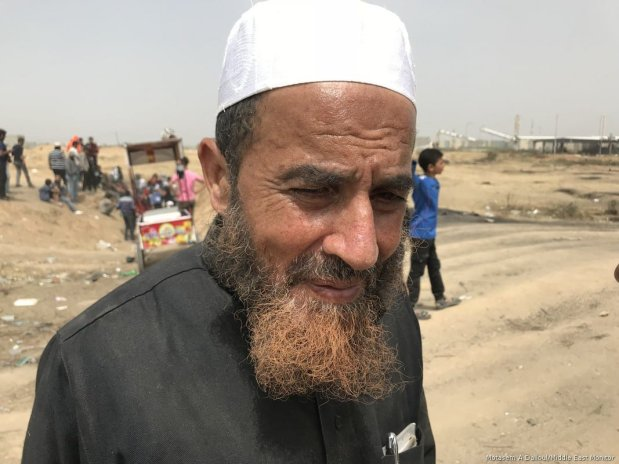 2018_04_24 - Great March of ReturnMahmoud abu Ibrahim
