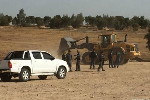 Israel demolishes Al-Araqeeb for 132nd time, arrests residents
