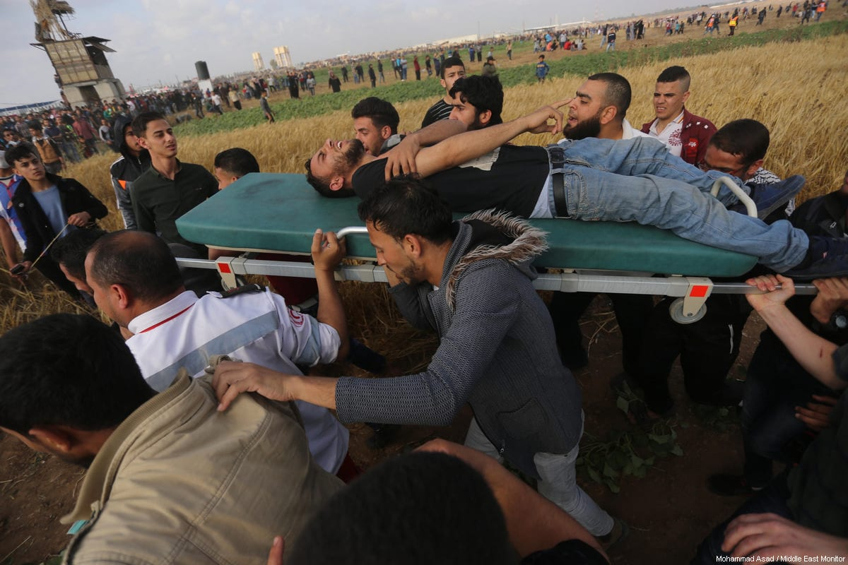 Israeli Army Kills Three Palestinians In Gaza