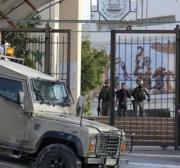 Palestinian campus in Abu Dis closed after Israeli forces' raid
