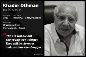 1- khader Othman, Brazil
