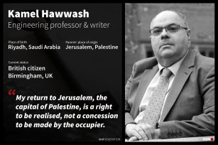 2- Kamel Hawwash, UK
