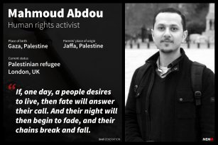 2- Mahmoud Abdou, UK