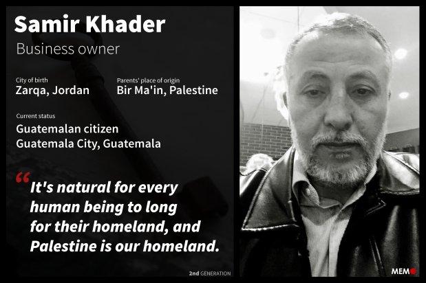 2- Samir Khader, Guatemala