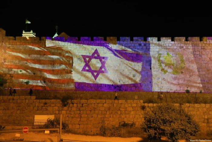 The US embassy move will embolden Israel to colonise Jerusalem