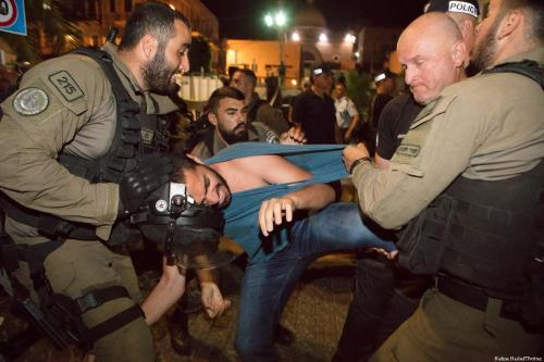 Israel issued 128 administrative detention orders in 2018