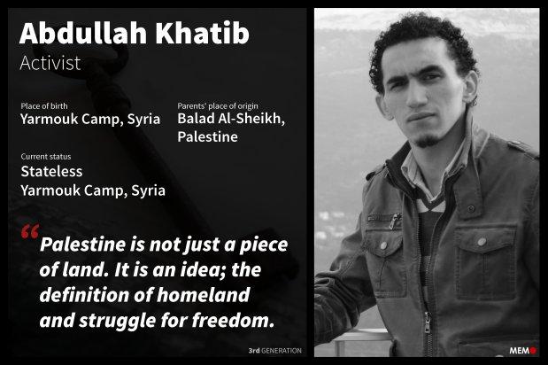 3- Abdullah Khatib, Syria