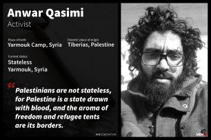 3- Anwar Qasimi, Syria