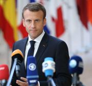 Emmanuel Macron should save his virtual sympathy and clean up his own act first