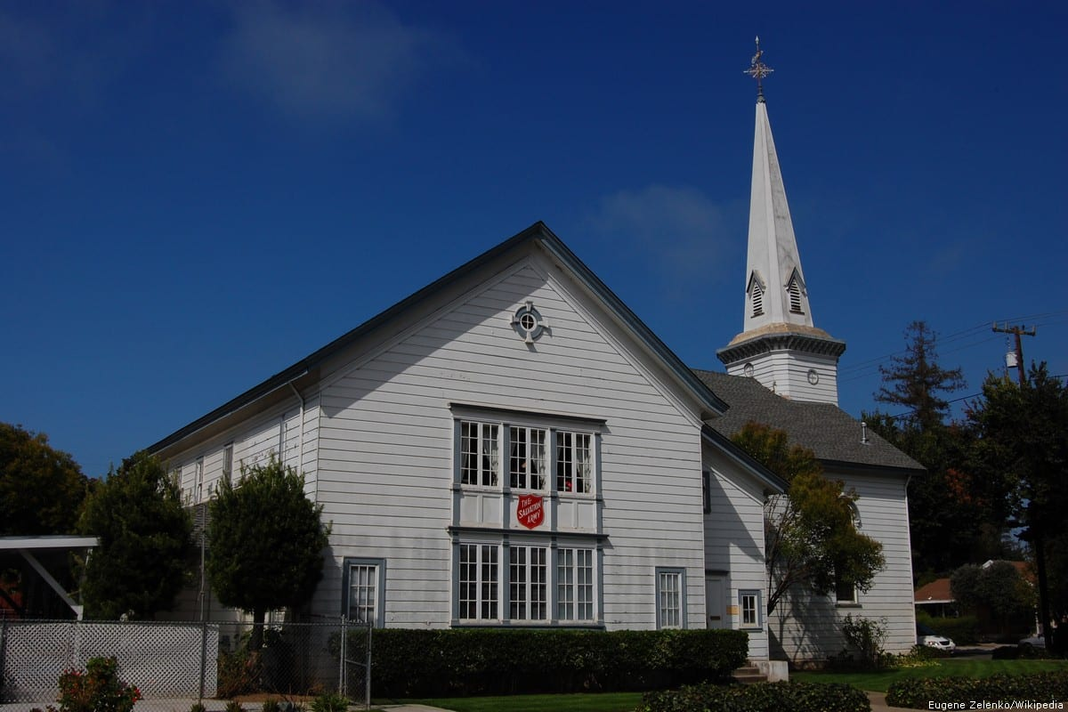 The Presbyterian Church in US [Eugene Zelenko/Wikipedia]