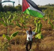 Swedish #WalkToPalestine activist visits refugee camps in Lebanon