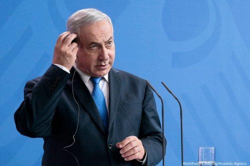Israeli Prime Minister Benjamin Netanyahu [Abdülhamid Hoşbaş/Anadolu Agency]
