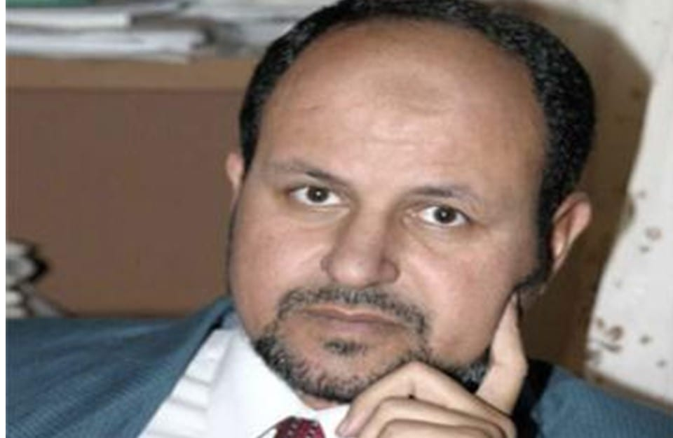 Egyptian writer and journalist Gamal Sultanamal Sultan