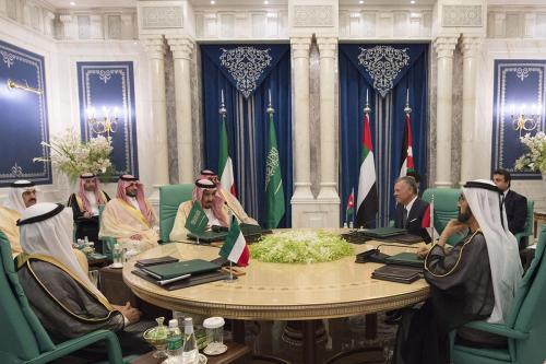 Jordan's response to Qatar's aid needs serious consideration