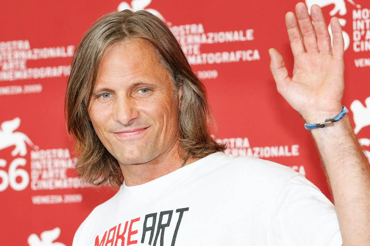 Actor Viggo Mortensen [Wikipedia]