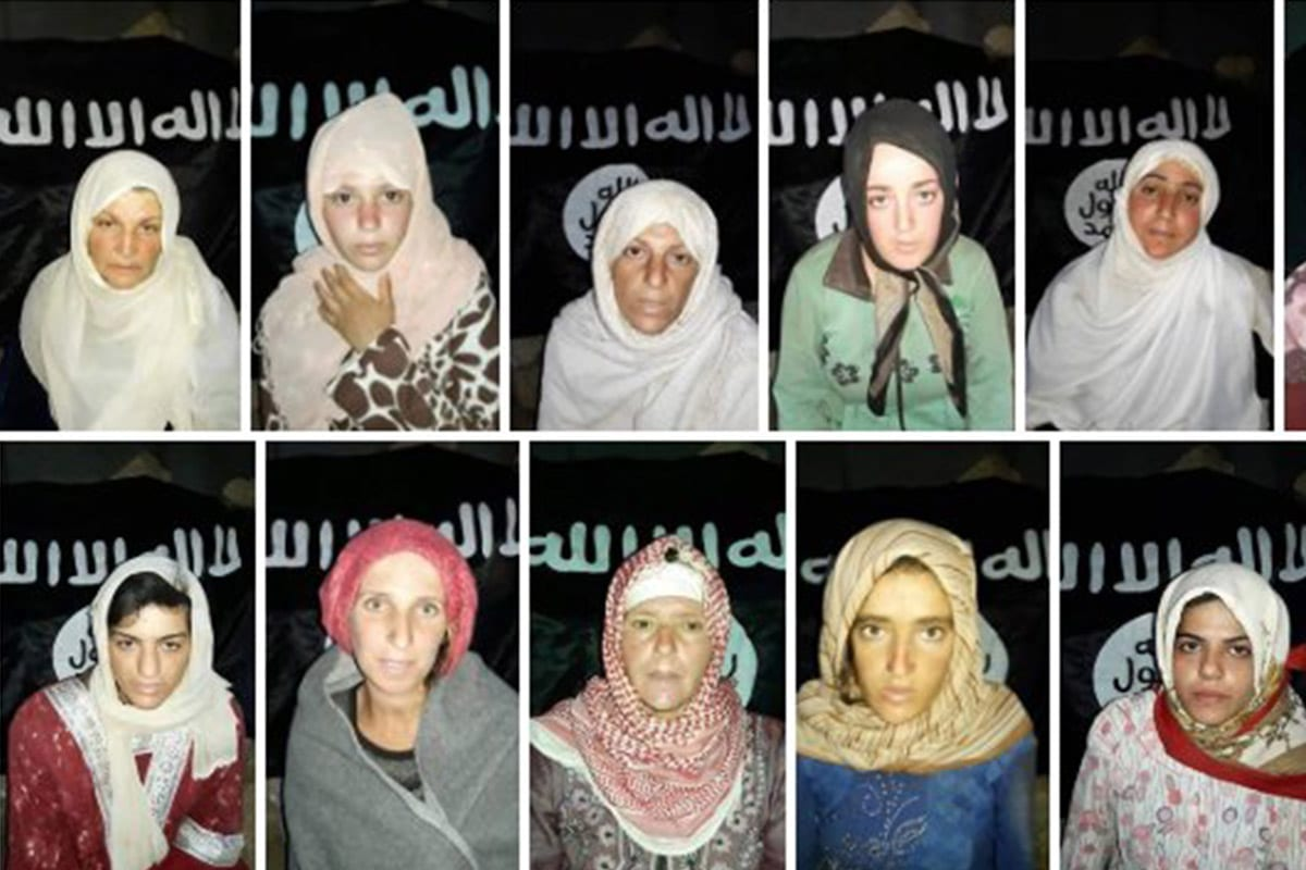 Daesh threatens to burn alive women, children kidnapped from the Druze province of Al-Sweida [AlMasdarNews]