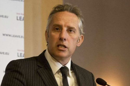 Ian Richard Kyle Paisley Jr is the Member of Parliament for North Antrim, in office since 2010 [Twitter]