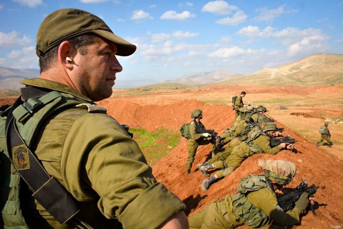 Former Israeli Commander Shlomo Turgeman [Twitter]