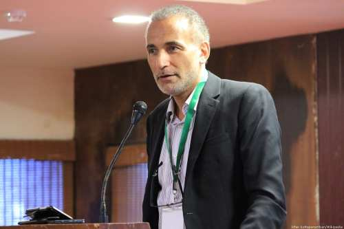 Tariq Ramadan, a Swiss Muslim academic, philosopher, and writer [Irfan kottaparamban/Wikipedia]